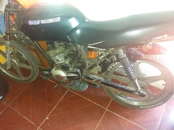 Moto Vince De Tanque