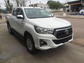 Toyota Hilux 2.4 D.cab. T.dsl Sr 2019