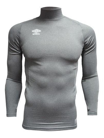 Camiseta Térmica Umbro Adulto Futbol Rugby Basket