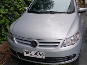 Volkswagen Gol 1.6 Pack I Plus Imotion 2011