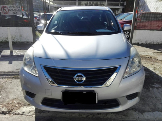 Nissan Versa Full 2012 Impecable