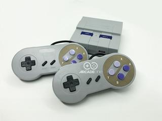 Consola Mas Completa Que Nintendo Snes Y Nes Classic Mini