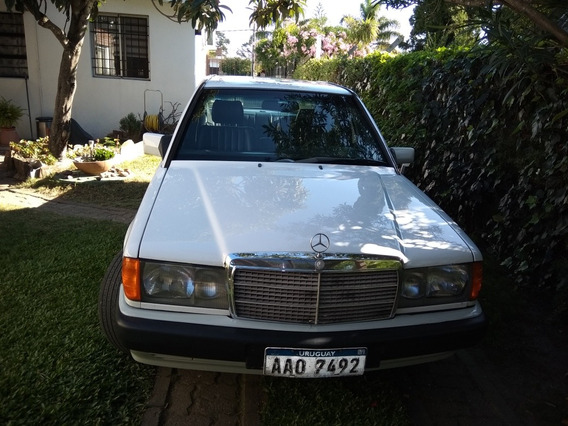 Mercedes-benz 190 D 2.5 Modelow201 Sedan 4 Puertas