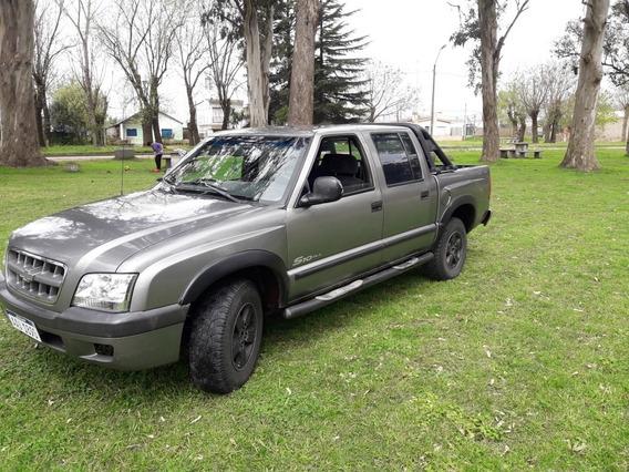 Chevrolet S10 2.8 4x4 Dc Dlx 2004