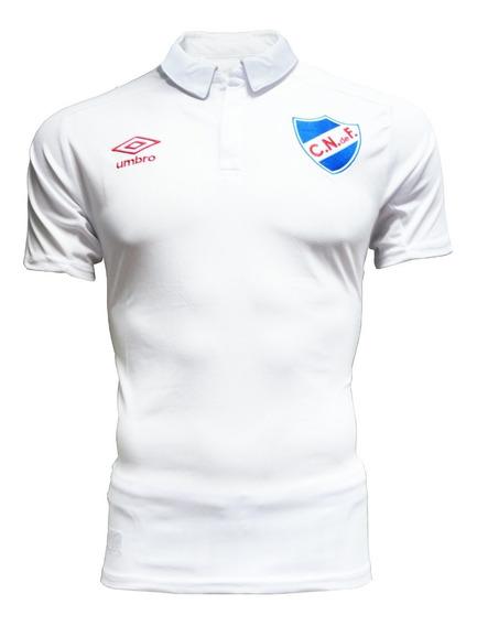 Camiseta Blanca Nacional 2017 Adulto Sin Sponsors