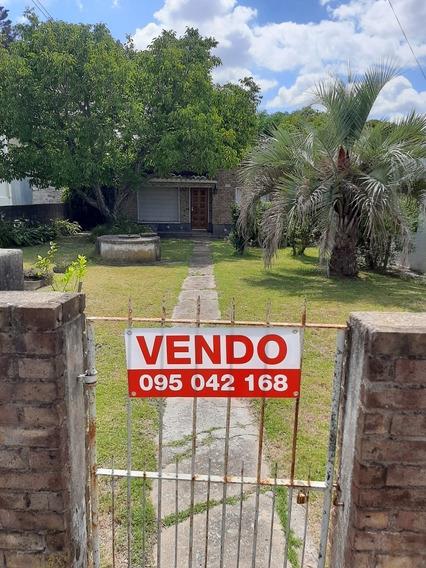 Buena Casa Sobre Ruta 101 Y 8!!!!!!admite Prestamo Bancario