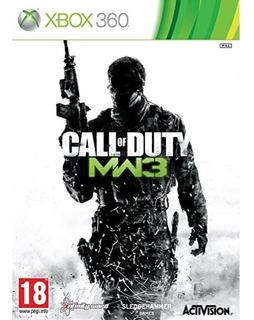 Call Of Duty Modern Warfare 3 Xbox 360 Código Original Cdkey