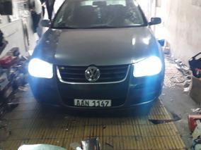 Volkswagen Bora 2.0 Gris Metal 2010