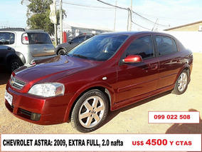 Vendo Chevrolet Astra Extra Full 2008