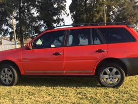 Camioneta Volkswagen Parati Crossover 1.8 Nafta