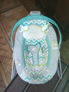 Silla Vibradora Para Bebe