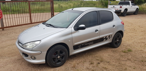Peugeot 206 1.4 Xr Confort 2002