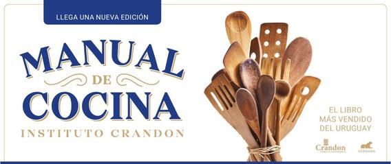 Manual Cocina Crandon.- Nueva Edición 2018!