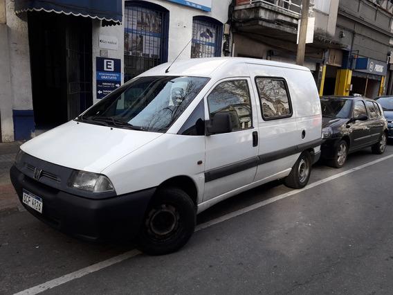 Peugeot Expert Diesel, Butacas Y Ventanas, Trabajo O Familia