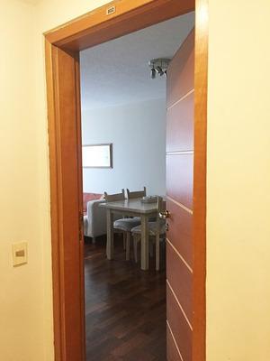 Apartamento De 1 Dormitorio Amoblado En Parque Sábato