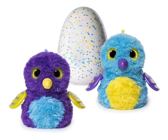 Hatchimals Criatura Interactiva- Huevo Sorpresa Glitter Drag