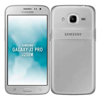 Celular Samsung G250m J2 Pro Gris Dual Sim
