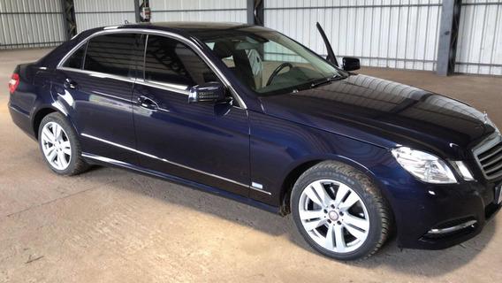 Mercedes-benz Clase E 3.5 Coupe E350 Elegance 2011