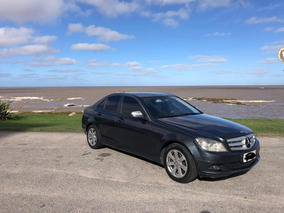 Mercedes-benz Clase C 1.8 C200 Kompressor Manual 2009