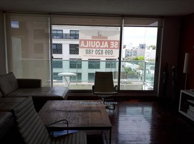 Se Alquila 2 Dormitorios Y Garaje En El Puertito De Buceo