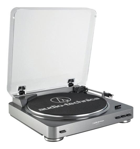Bandeja Tocadiscos Usb Audio-technica At-lp60