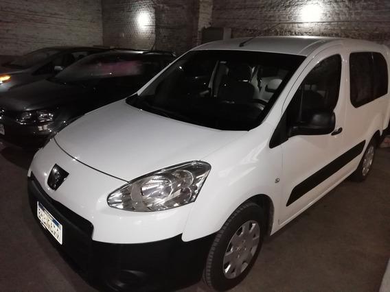 Peugeot Partner Rural 1.6 8pasajeros