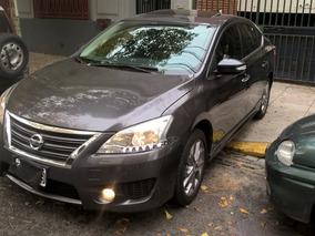 Nissan Sentra Sr 1,8 Cvt Pure Drive Con Solamente 8662 Kms