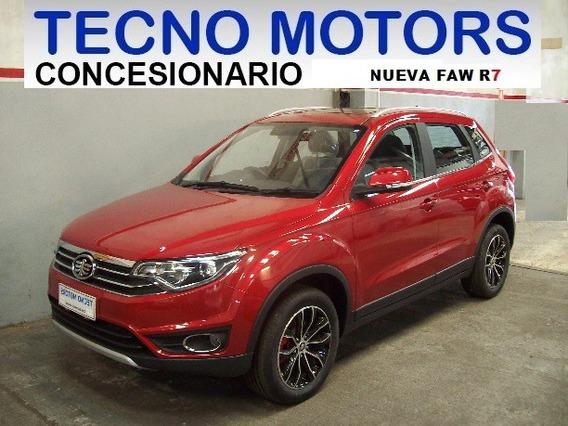 Faw R7 1.6 Nueva Luxury Suv , Tecno Motors Ventas Y Servicio