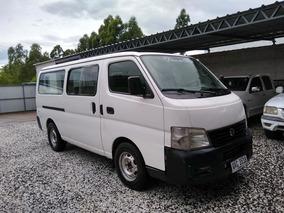 Nissan Urvan 15 Pasajeros Permuto