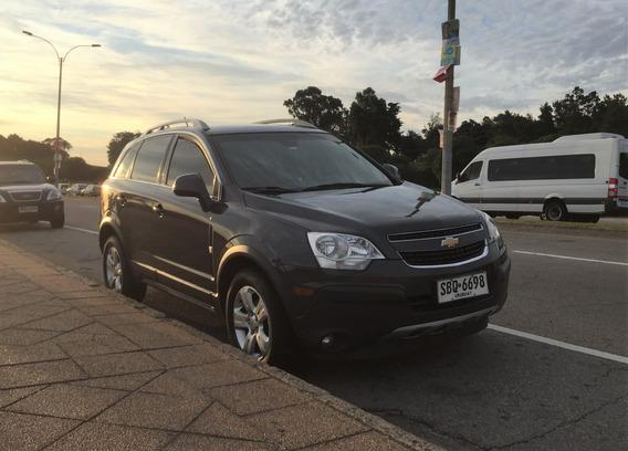 Chevrolet Captiva Sport 2.4 Automática Único Dueño 52.500 Km