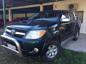 Toyota Hilux 3.0 Tdi Sr Cab Doble 4x2 Doble Airbag