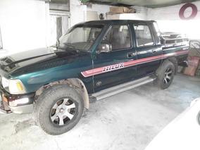 Toyota Hilux Doble Cabina Año 1998 Diesel 2.8 Exelent Estado