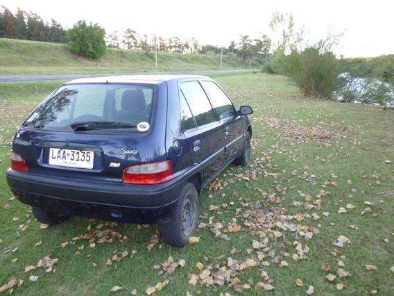 Citroën Saxo 1.5 D. 2001. U$s 6700