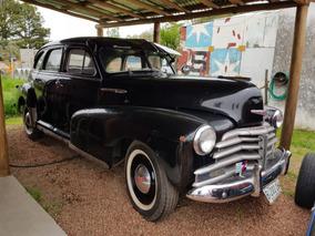 Chevrolet 1948 Excelente Estado, De Coleccion