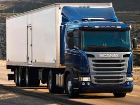 Scania G 310 La $315.000 Ani Y Cuotas Fijas En $