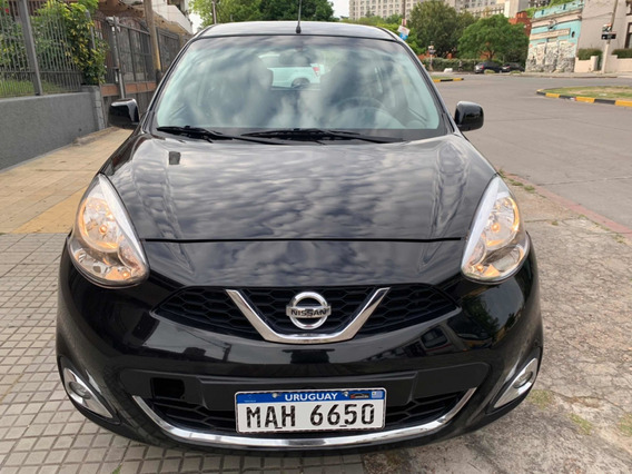 Nissan March 1.6 Advance Navi At 2016