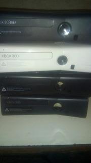 4 Consolas Xbox Eslim Las 4 Por $ 4000