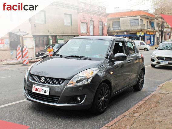 Suzuki Swift Glx 2013 Nafta Excelente Estado!!