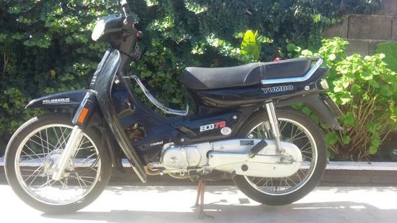 Yumbo Eco 70, Usada, Eco 70