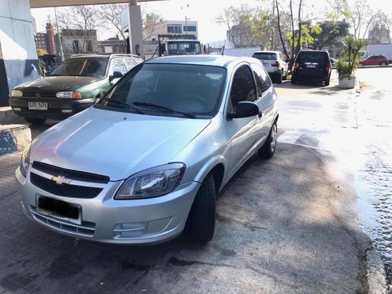 Chevrolet Celta 1.4 Aa+dir 2014 Permuto Financio Oportunida