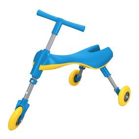 Triciclo Andador Plegable Infantil Súper Resistente En Loi