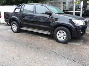 Toyota Hilux Sr 2.5 Diesel 2014. Impecable Estado!!