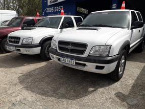 Chevrolet S10 2.8 4x4 Dc Dlx 2007 Full Nueva