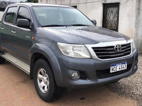 Toyota Hilux Sr 2.5 Impecable