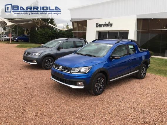 Volkswagen Saveiro Doble Cabina Cross 2019 0km - Barriola