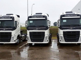 Volvo Fh 460 6x2 2018 - Extra Confort Completo