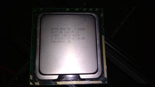 Intel Core I7-980x Extremeedition 6 Core 3.33ghz 12m Lga1366