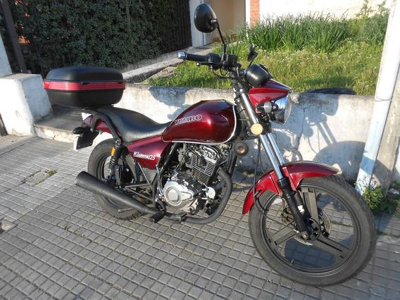 Vendo Milestone Pasada A 150cc