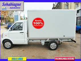 Camionetas Pick Up Box Tecnologia Suzuki Leasing Refrigerado