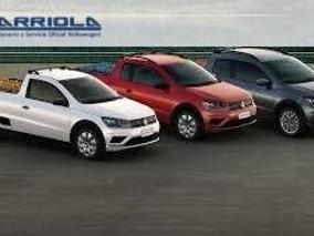 Volkswagen Saveiro Pick Up Full 2018 0km - Barriola